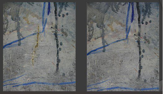 Paintings-art-conservation-Abrasion