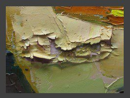 Flaking-art-conservation-of-paintings