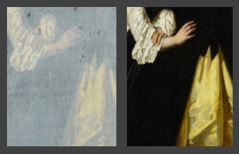 Art-conservation-paintings-blanching