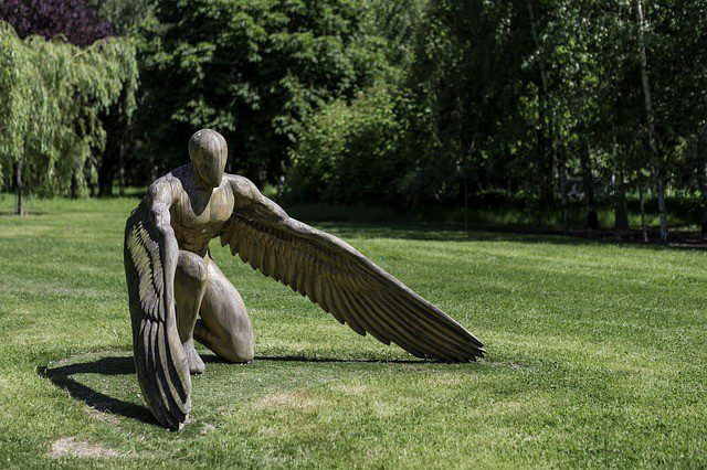 Protect outdoor sculptures from hurricanes